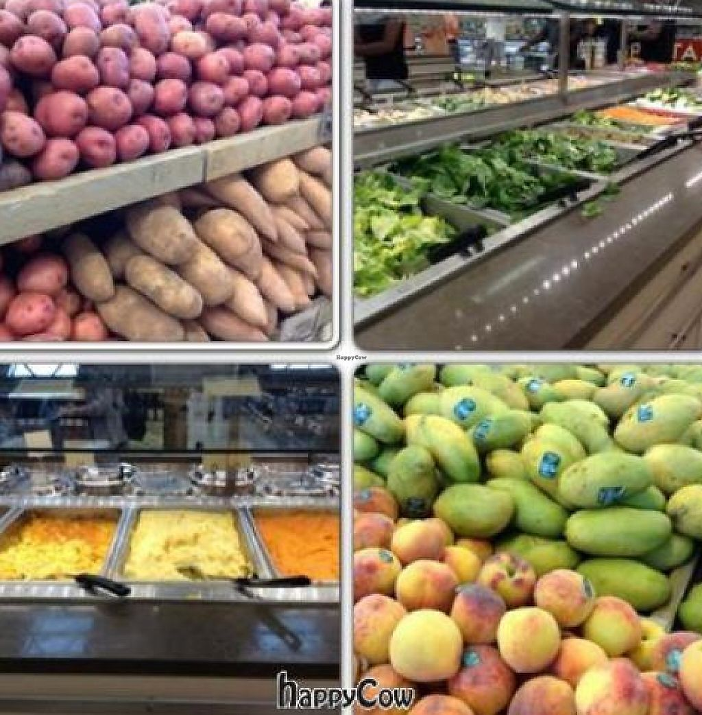 """Photo of Whole Foods Market  by <a href=""""/members/profile/Julie%20R"""">Julie R</a> <br/>Lots of good produce in the new Whole Foods.  And, the hot bar is amazing <br/> May 17, 2013  - <a href='/contact/abuse/image/38673/197026'>Report</a>"""