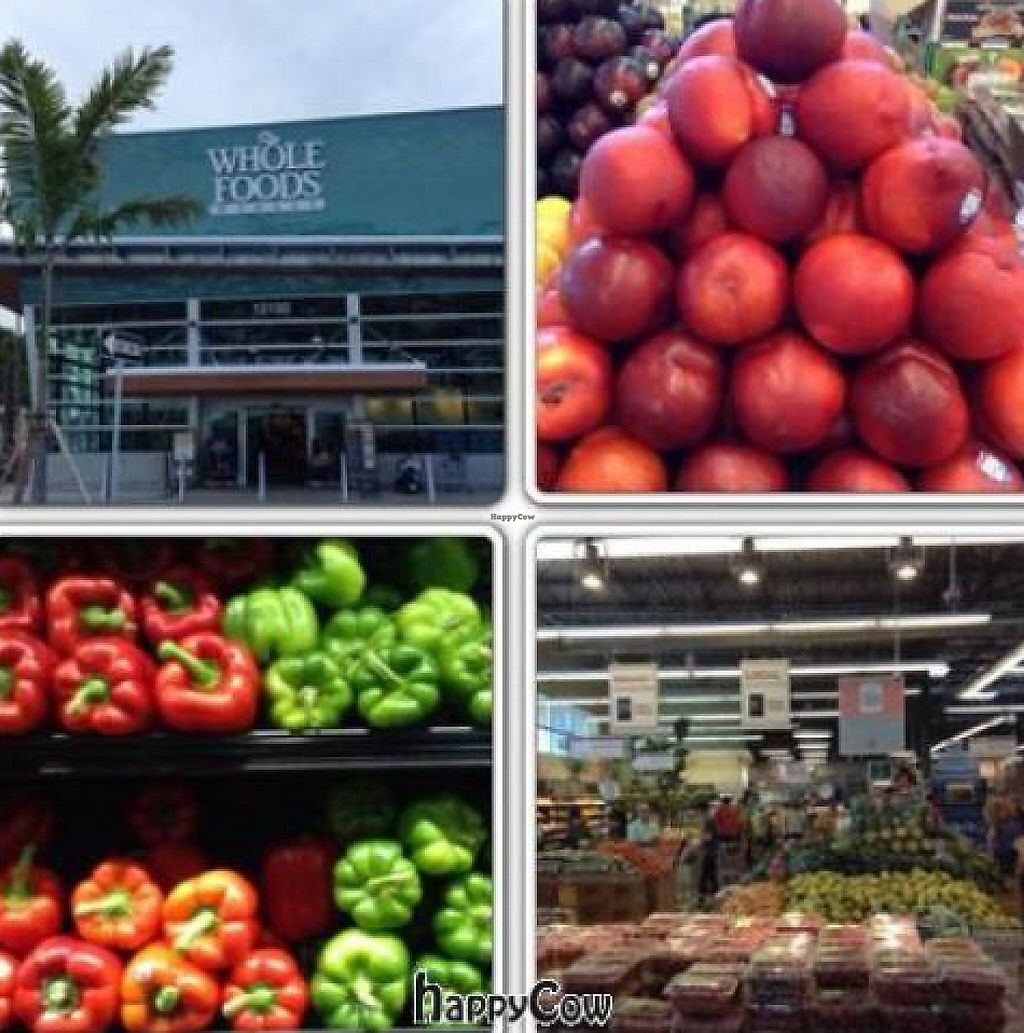 """Photo of Whole Foods Market  by <a href=""""/members/profile/Julie%20R"""">Julie R</a> <br/>Fantastic building.  Fresh produce <br/> May 17, 2013  - <a href='/contact/abuse/image/38673/197028'>Report</a>"""
