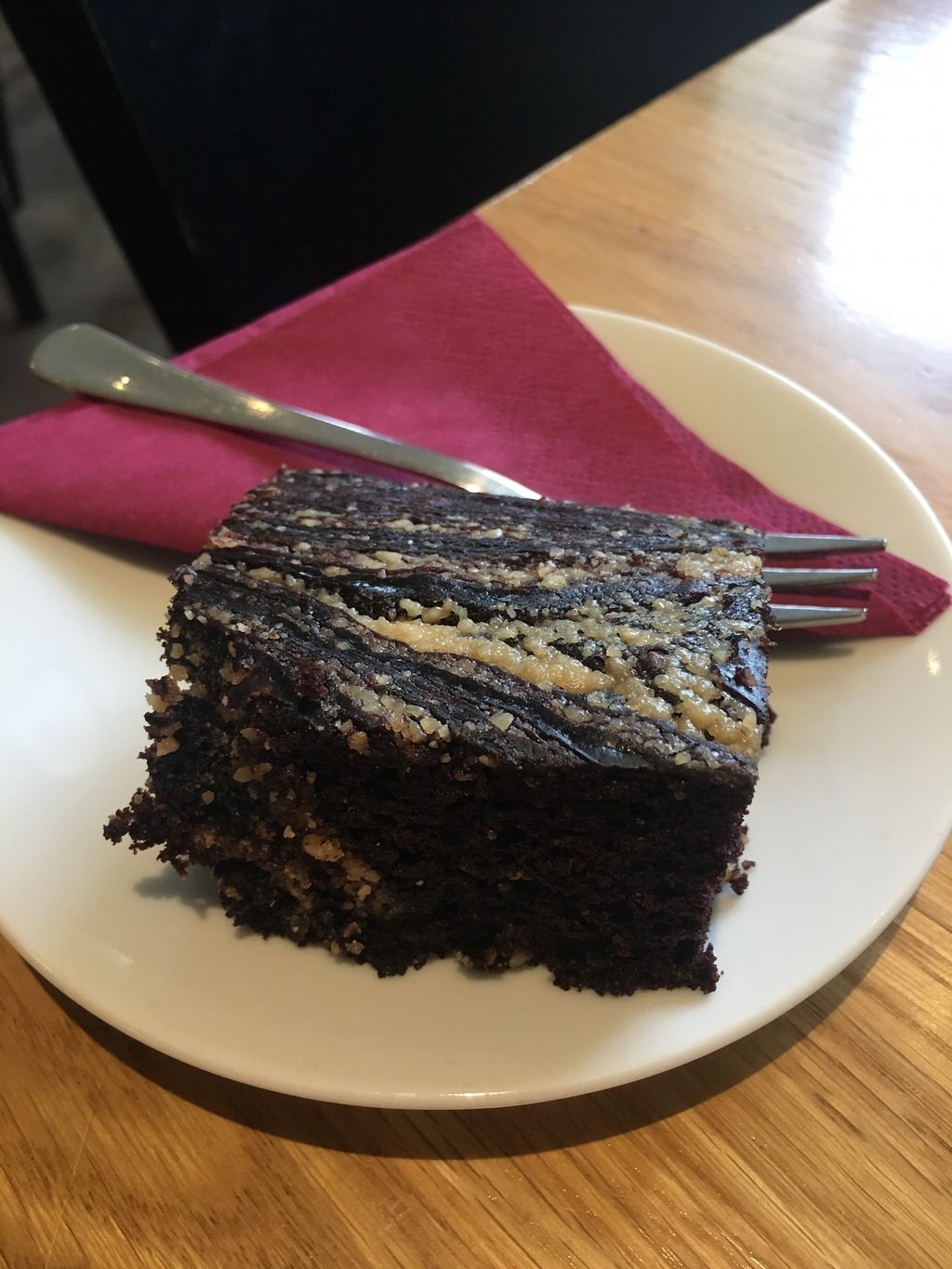 "Photo of Moment  by <a href=""/members/profile/SkyFitzgerald"">SkyFitzgerald</a> <br/>Peanut butter brownie <br/> February 12, 2018  - <a href='/contact/abuse/image/38687/358554'>Report</a>"