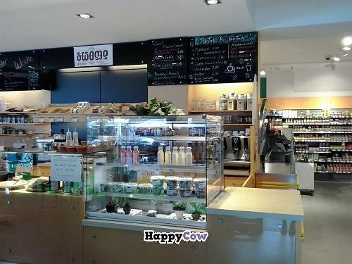 """Photo of CLOSED: Sesamo  by <a href=""""/members/profile/vegankiwis"""">vegankiwis</a> <br/>Sesamo Deli in Frankfurt <br/> July 31, 2013  - <a href='/contact/abuse/image/38700/52487'>Report</a>"""