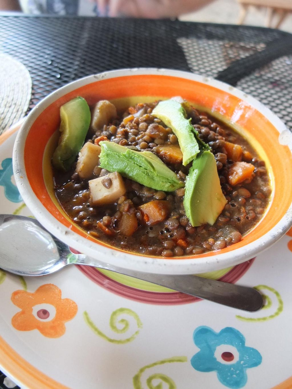 "Photo of CLOSED: Abuelas  by <a href=""/members/profile/BlisterBlue"">BlisterBlue</a> <br/>Lentils & chorizo soup <br/> March 16, 2014  - <a href='/contact/abuse/image/38733/66041'>Report</a>"
