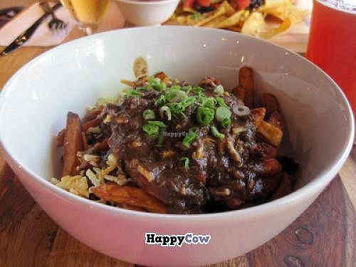 """Photo of Lola Rosa - Parc  by <a href=""""/members/profile/Babette"""">Babette</a> <br/>Vegan poutine with Daiya shreds. Hard to beat <br/> October 23, 2013  - <a href='/contact/abuse/image/38742/57174'>Report</a>"""