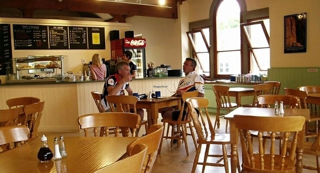 """Photo of Outside Cafe  by <a href=""""/members/profile/Meaks"""">Meaks</a> <br/>Interior <br/> July 29, 2016  - <a href='/contact/abuse/image/38751/163238'>Report</a>"""
