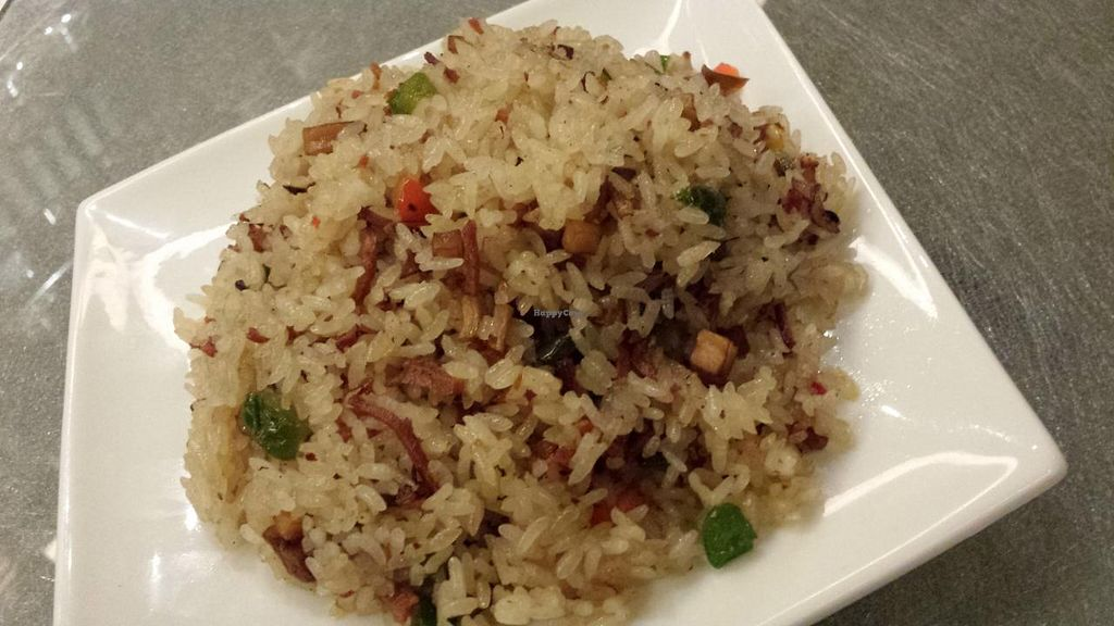 """Photo of Jen Dow - Lian Shiang Jai  by <a href=""""/members/profile/Tiditadido"""">Tiditadido</a> <br/>Fried rice with XO sauce <br/> January 1, 2014  - <a href='/contact/abuse/image/38824/61426'>Report</a>"""