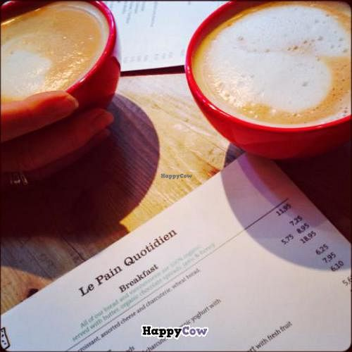 """Photo of Le Pain Quotidien - Beethovenstraat  by <a href=""""/members/profile/_mayz_"""">_mayz_</a> <br/>coffee <br/> October 19, 2013  - <a href='/contact/abuse/image/38849/56906'>Report</a>"""