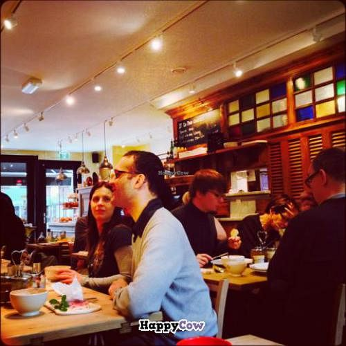 """Photo of Le Pain Quotidien - Beethovenstraat  by <a href=""""/members/profile/_mayz_"""">_mayz_</a> <br/>the cafe <br/> October 19, 2013  - <a href='/contact/abuse/image/38849/56907'>Report</a>"""