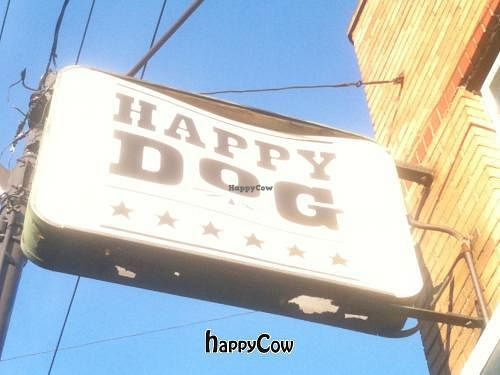"""Photo of Happy Dog - Gordon Square District  by <a href=""""/members/profile/Veganbloke"""">Veganbloke</a> <br/>Happy Dog <br/> May 27, 2013  - <a href='/contact/abuse/image/38859/48827'>Report</a>"""
