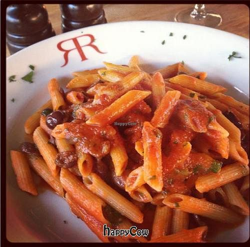"Photo of Riccardo's Italian Restaurant  by <a href=""/members/profile/kezia"">kezia</a> <br/>This is the Penne Pomodoro Basilico dish served at Riccardos <br/> June 7, 2013  - <a href='/contact/abuse/image/38872/49288'>Report</a>"