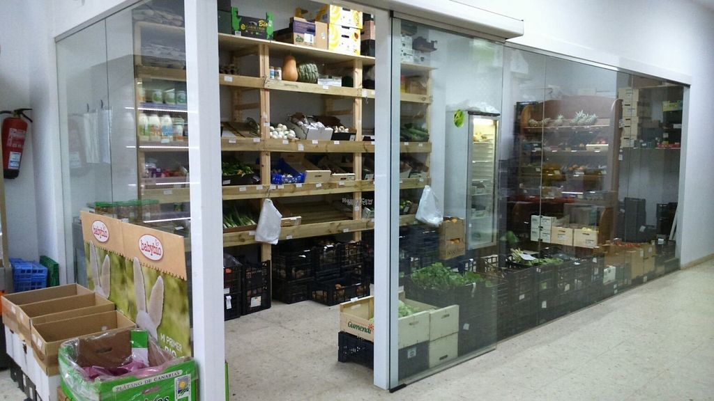 """Photo of Centro Ecologico Gaia  by <a href=""""/members/profile/CentroEcologicoGaia"""">CentroEcologicoGaia</a> <br/>At Gaia we stock fresh organic fruits and vegetables everyday for you to have the best products available. We offer delivery service as well so you don´t even have to leave your house :) ask info at info@centroecologicogaia.com  <br/> September 19, 2016  - <a href='/contact/abuse/image/38881/176717'>Report</a>"""