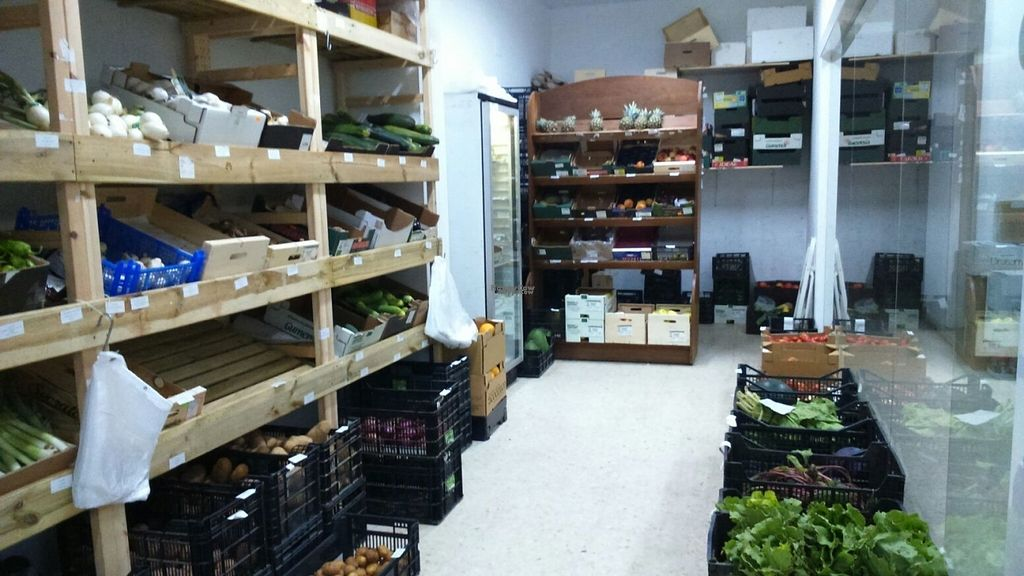 """Photo of Centro Ecologico Gaia  by <a href=""""/members/profile/CentroEcologicoGaia"""">CentroEcologicoGaia</a> <br/>At Gaia we stock fresh organic fruits and vegetables everyday for you to have the best products available. We offer delivery service as well so you don´t even have to leave your house :) ask info at info@centroecologicogaia.com  <br/> September 19, 2016  - <a href='/contact/abuse/image/38881/176718'>Report</a>"""