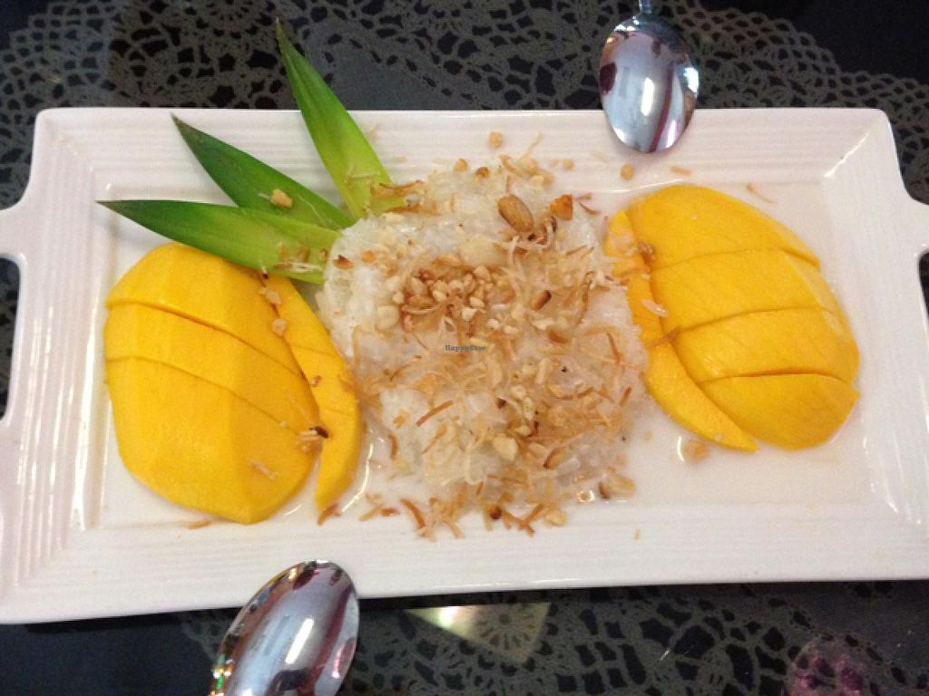 "Photo of Thai Spice  by <a href=""/members/profile/Jeronima"">Jeronima</a> <br/>Rice desert with coconut, peanuts and mango <br/> May 8, 2015  - <a href='/contact/abuse/image/38940/101653'>Report</a>"