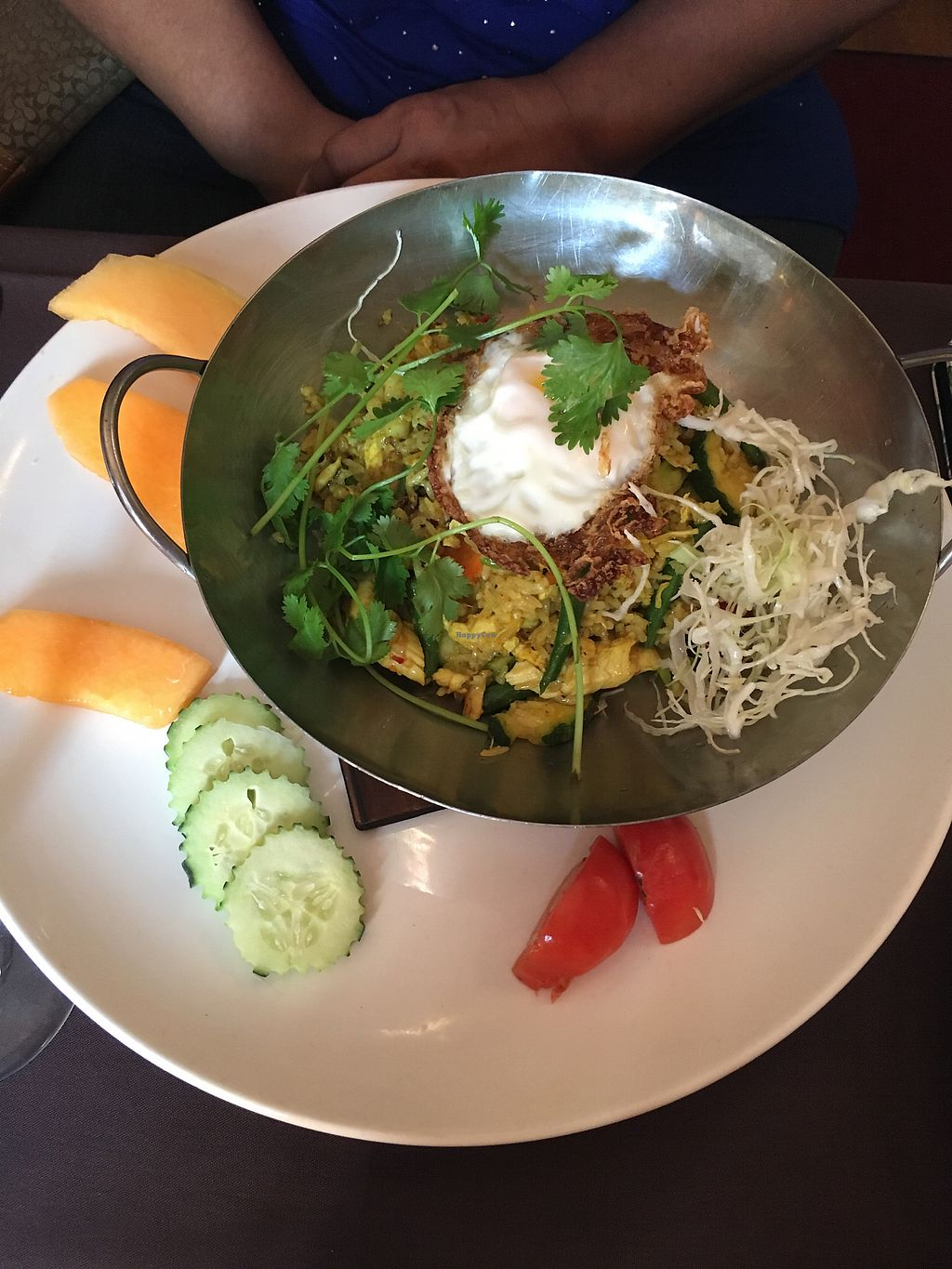 "Photo of Thai Spice  by <a href=""/members/profile/DonnaKitten"">DonnaKitten</a> <br/>This has a fried egg w fried rice <br/> October 2, 2017  - <a href='/contact/abuse/image/38940/311121'>Report</a>"