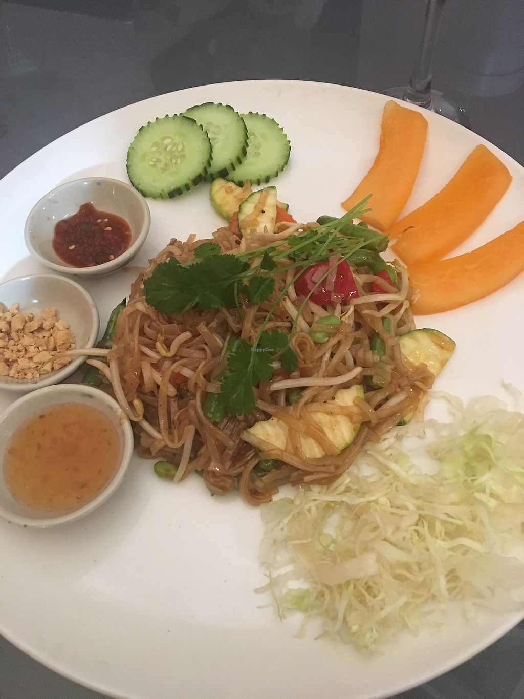 "Photo of Thai Spice  by <a href=""/members/profile/KWalach"">KWalach</a> <br/>Pad Thai (Vegan) - Amazing flavor! <br/> October 22, 2017  - <a href='/contact/abuse/image/38940/317451'>Report</a>"