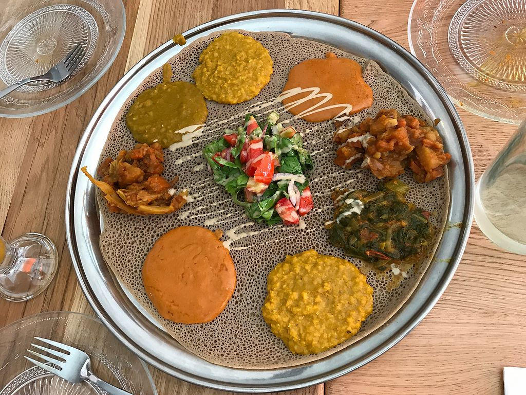 """Photo of Tenat  by <a href=""""/members/profile/Brok%20O.%20Lee"""">Brok O. Lee</a> <br/>Injera plate double size <br/> August 22, 2017  - <a href='/contact/abuse/image/38946/295651'>Report</a>"""