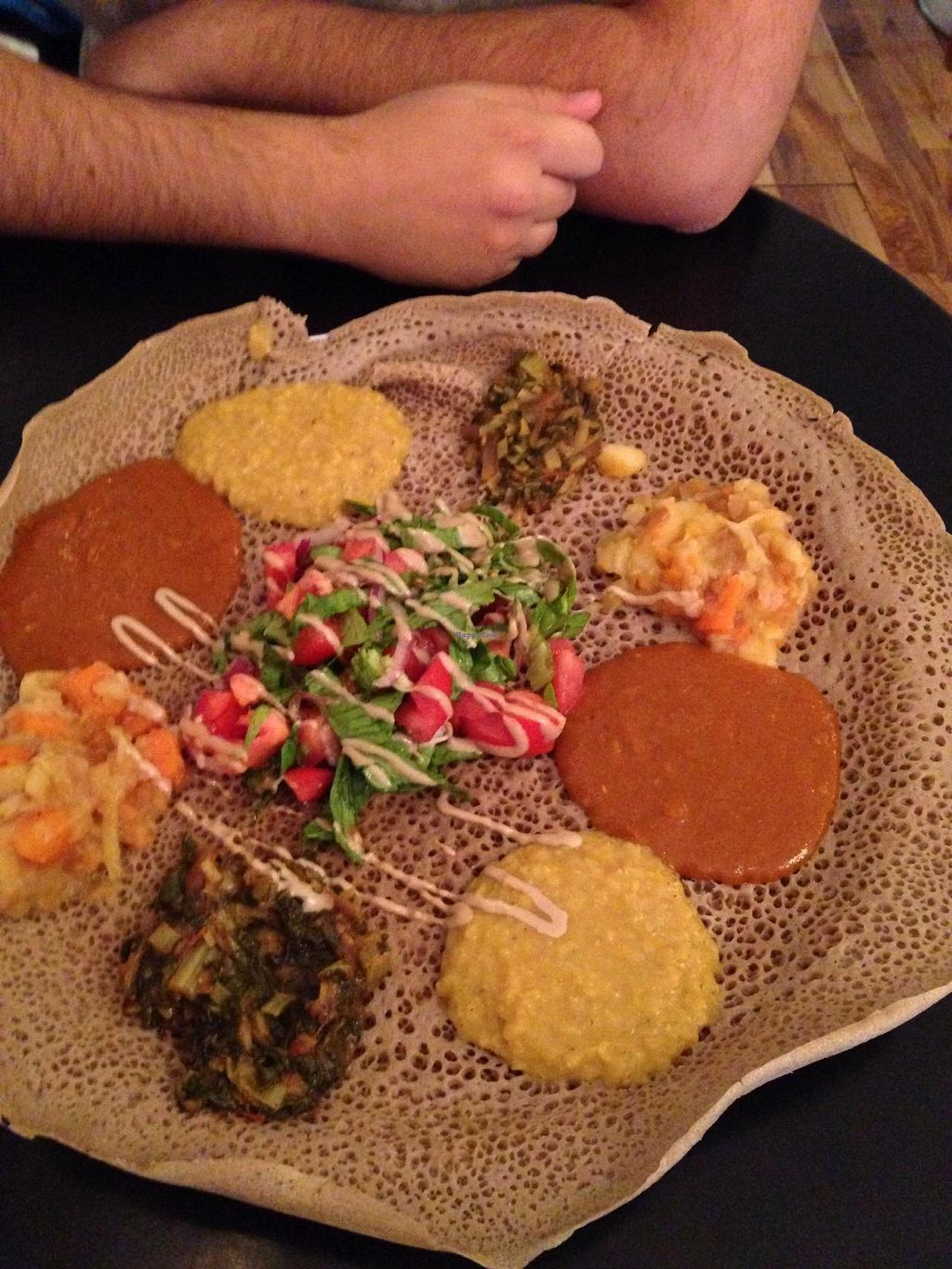 """Photo of Tenat  by <a href=""""/members/profile/me3sh"""">me3sh</a> <br/>My boyfriend and I shared this. Very filling but I wish I had it all to myself :-) so good <br/> January 4, 2015  - <a href='/contact/abuse/image/38946/89460'>Report</a>"""