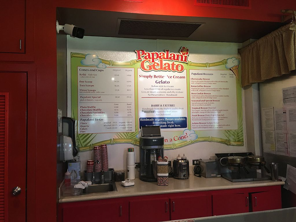 """Photo of Papalani Gelato  by <a href=""""/members/profile/myra975"""">myra975</a> <br/>Menu  <br/> March 14, 2017  - <a href='/contact/abuse/image/39011/236537'>Report</a>"""