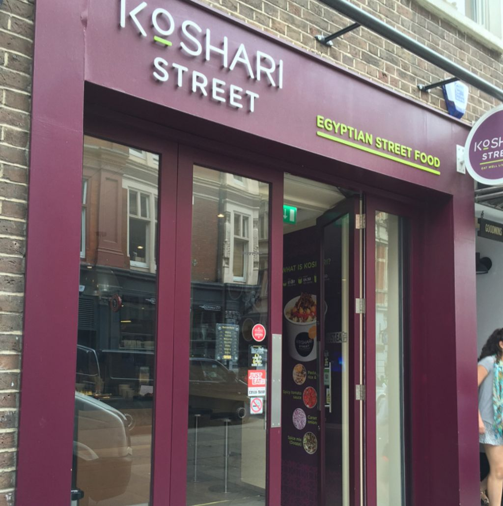 "Photo of Koshari Street  by <a href=""/members/profile/Jrosworld"">Jrosworld</a> <br/>From outside <br/> August 4, 2015  - <a href='/contact/abuse/image/39033/112189'>Report</a>"