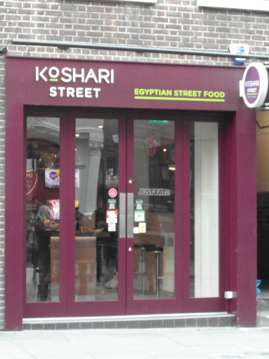 "Photo of Koshari Street  by <a href=""/members/profile/Pamina"">Pamina</a> <br/>Koshari Street, London <br/> February 25, 2015  - <a href='/contact/abuse/image/39033/94102'>Report</a>"