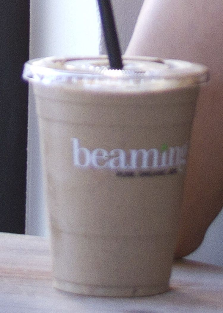 """Photo of Beaming  by <a href=""""/members/profile/nora_la_dise%C3%B1adora"""" class=""""title__title"""">nora_la_diseñadora</a> <br/>Cacao smoothie <br/> July 11, 2018  - <a href='/contact/abuse/image/39102/429183'>Report</a>"""