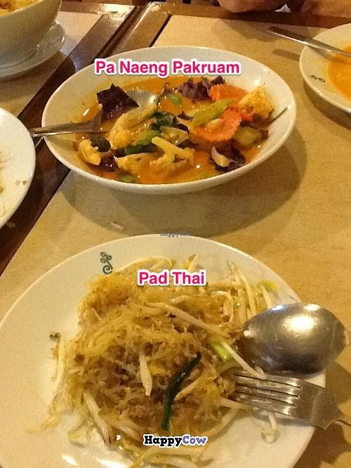 """Photo of Khun Churn  by <a href=""""/members/profile/Mini%20Mum"""">Mini Mum</a> <br/>Two of the delicious dishes we ate <br/> September 20, 2013  - <a href='/contact/abuse/image/39119/55347'>Report</a>"""