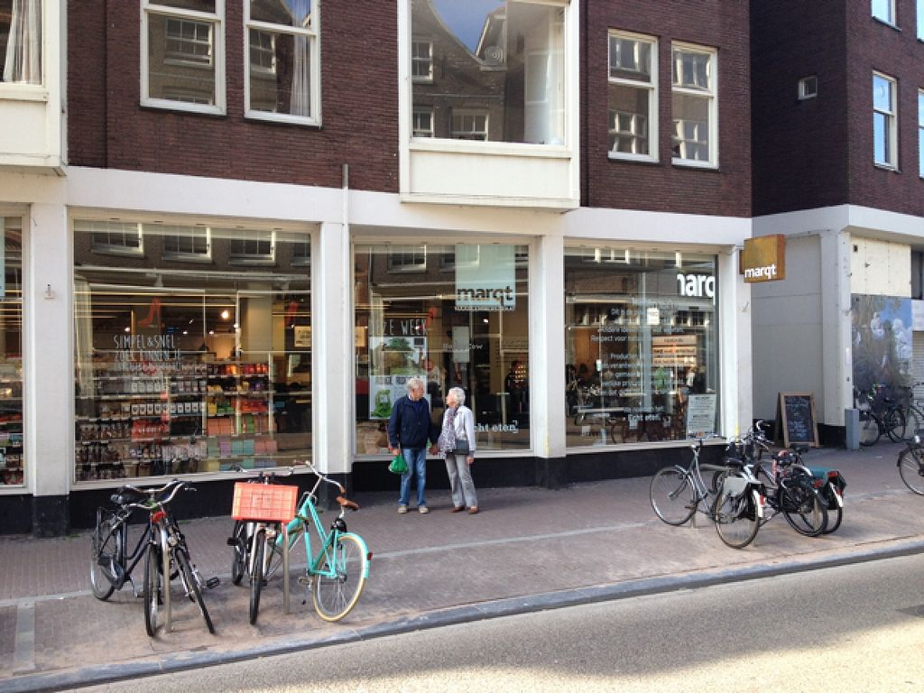"""Photo of Marqt - Haarlemmerstraat  by <a href=""""/members/profile/hack_man"""">hack_man</a> <br/>Outside <br/> October 3, 2015  - <a href='/contact/abuse/image/39129/119931'>Report</a>"""