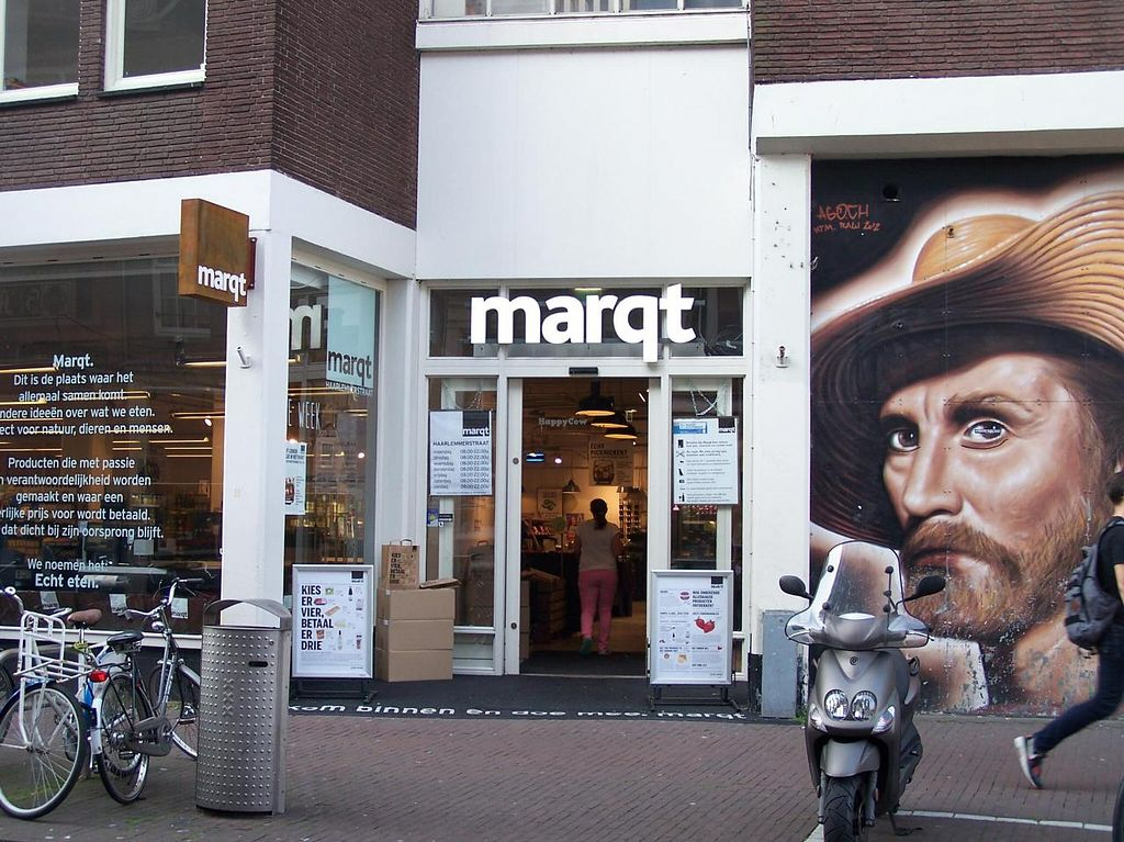 """Photo of Marqt - Haarlemmerstraat  by <a href=""""/members/profile/Amy1274"""">Amy1274</a> <br/>Marqt Haarlemmerstraat <br/> July 19, 2014  - <a href='/contact/abuse/image/39129/74464'>Report</a>"""