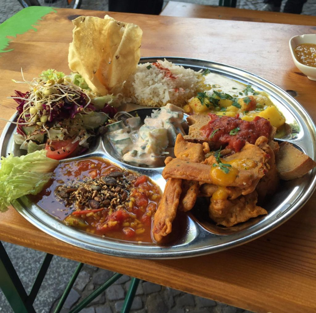 """Photo of Goura Pakora  by <a href=""""/members/profile/mareenschuetze"""">mareenschuetze</a> <br/>main dish  <br/> July 21, 2015  - <a href='/contact/abuse/image/39145/110301'>Report</a>"""