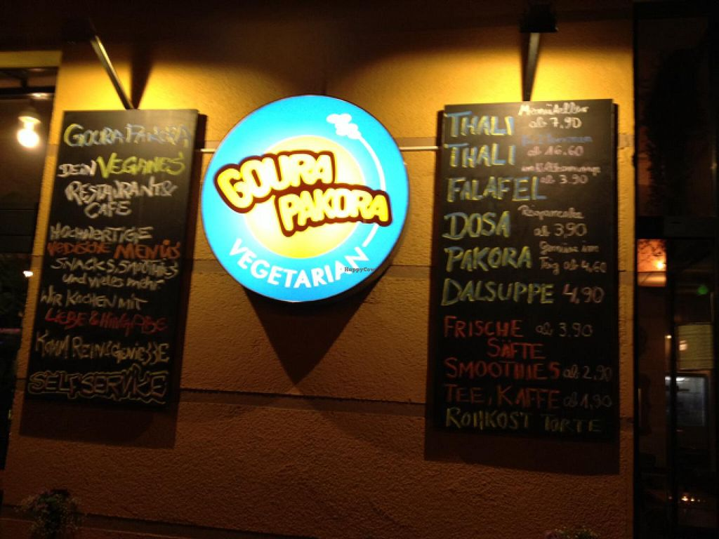 """Photo of Goura Pakora  by <a href=""""/members/profile/hack_man"""">hack_man</a> <br/>sign at night  <br/> April 13, 2015  - <a href='/contact/abuse/image/39145/98975'>Report</a>"""