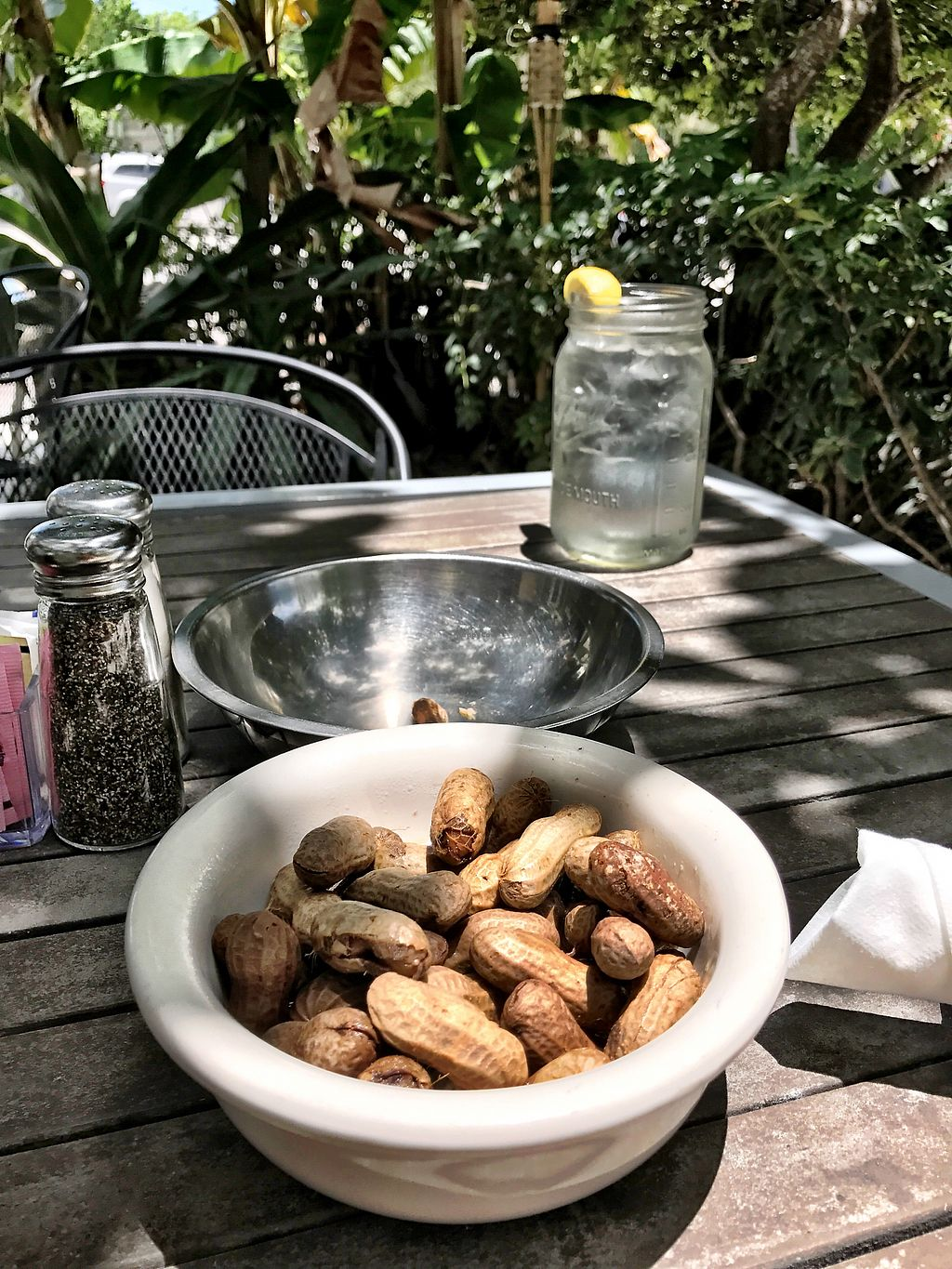 "Photo of Ballyhoo's  by <a href=""/members/profile/KelliRosellFisher"">KelliRosellFisher</a> <br/>delicious hot boiled peanuts appetizer  <br/> July 5, 2017  - <a href='/contact/abuse/image/39209/276863'>Report</a>"