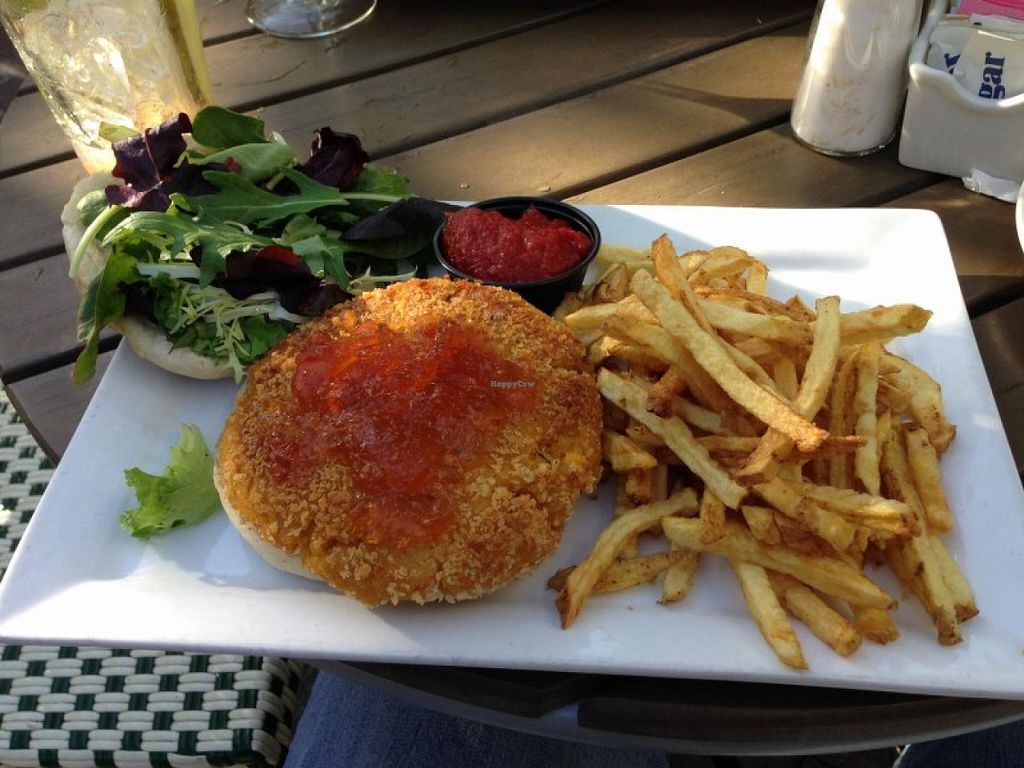 "Photo of Ballyhoo's  by <a href=""/members/profile/mas"">mas</a> <br/>Sweet potato burger with jalapeño jelly <br/> February 17, 2014  - <a href='/contact/abuse/image/39209/64436'>Report</a>"