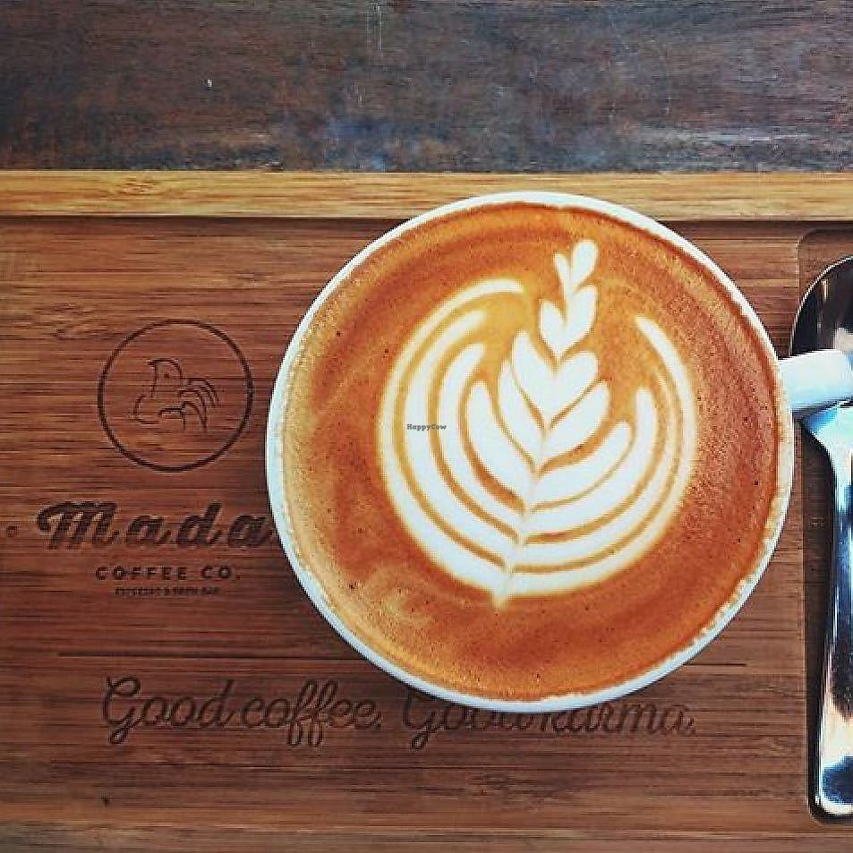 "Photo of Madal Cafe  by <a href=""/members/profile/OdzeAndrea"">OdzeAndrea</a> <br/>Best coffe - love it every time <br/> June 8, 2017  - <a href='/contact/abuse/image/39211/266918'>Report</a>"