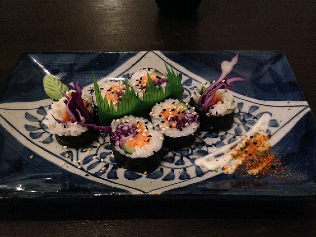 """Photo of Sushi Kitchen - George Town  by <a href=""""/members/profile/Antonknz"""">Antonknz</a> <br/>delicious  <br/> February 25, 2017  - <a href='/contact/abuse/image/39223/230337'>Report</a>"""