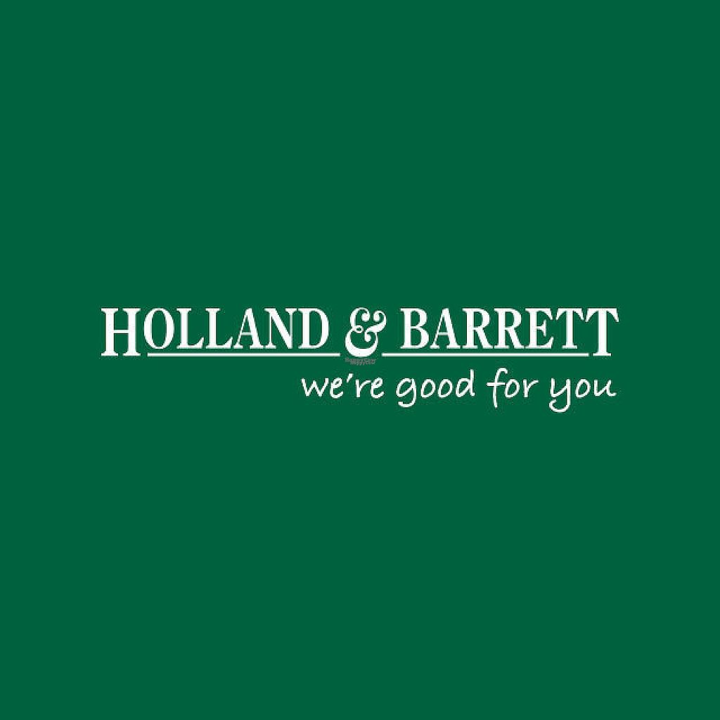 """Photo of Holland and Barrett  by <a href=""""/members/profile/community"""">community</a> <br/>Holland and Barrett <br/> November 22, 2016  - <a href='/contact/abuse/image/39270/193190'>Report</a>"""