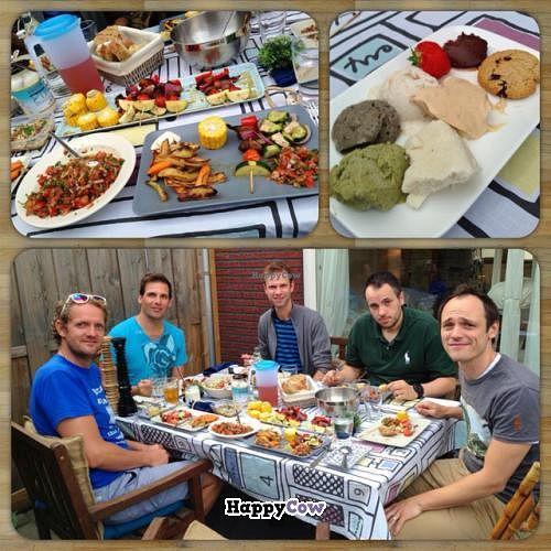 "Photo of Bij de Jongens op 't Zand  by <a href=""/members/profile/DirkjanJansen"">DirkjanJansen</a> <br/>great vegan dinner!  <br/> July 14, 2013  - <a href='/contact/abuse/image/39282/51251'>Report</a>"