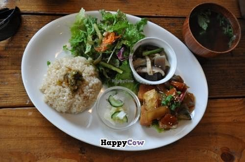 """Photo of Alaska Zwei  by <a href=""""/members/profile/mrswonderstuff"""">mrswonderstuff</a> <br/>Set meal with rice <br/> November 28, 2013  - <a href='/contact/abuse/image/39300/59208'>Report</a>"""