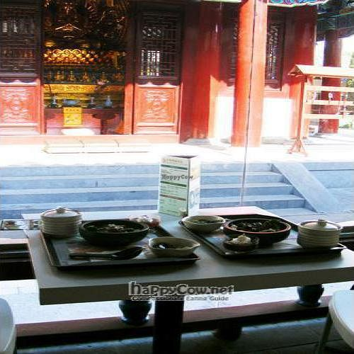 """Photo of Yongquan Temple Vegetarian Restaurant  by <a href=""""/members/profile/danielpoland"""">danielpoland</a> <br/>There is no better place to eat <br/> September 25, 2008  - <a href='/contact/abuse/image/3930/1154'>Report</a>"""