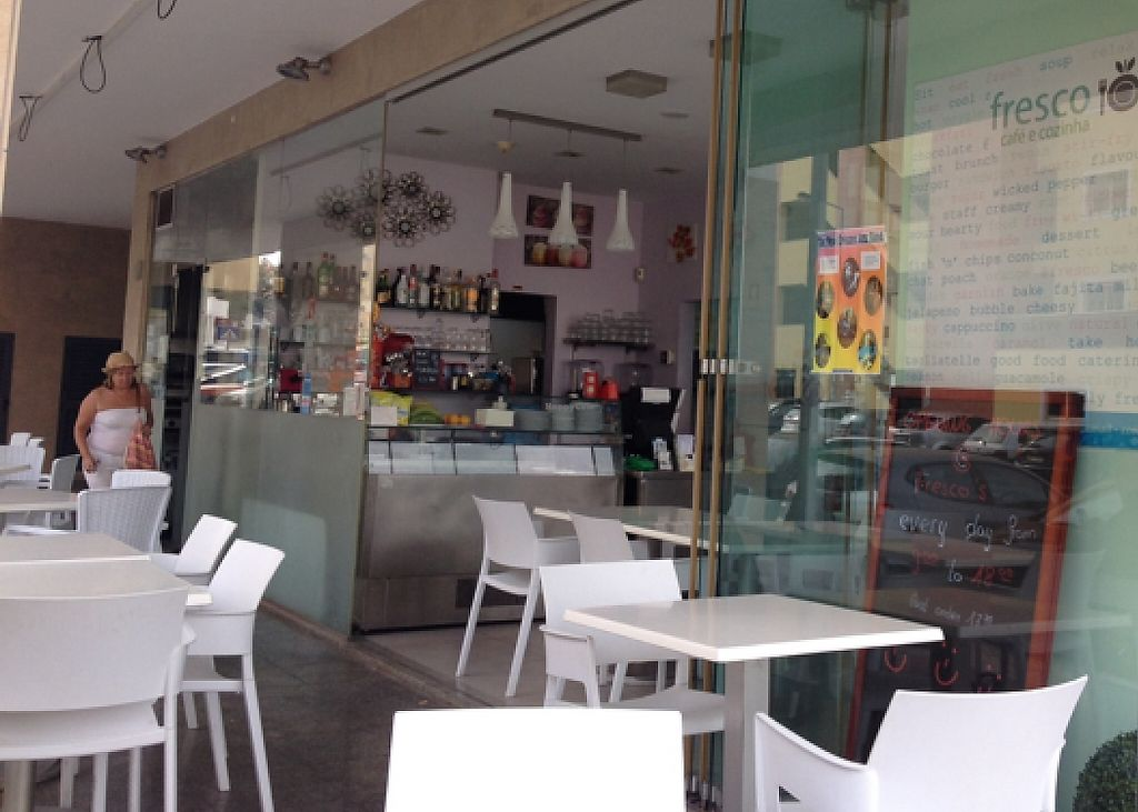 "Photo of Cafe Fresco  by <a href=""/members/profile/hack_man"">hack_man</a> <br/>Main entrance  <br/> September 8, 2015  - <a href='/contact/abuse/image/39343/241006'>Report</a>"