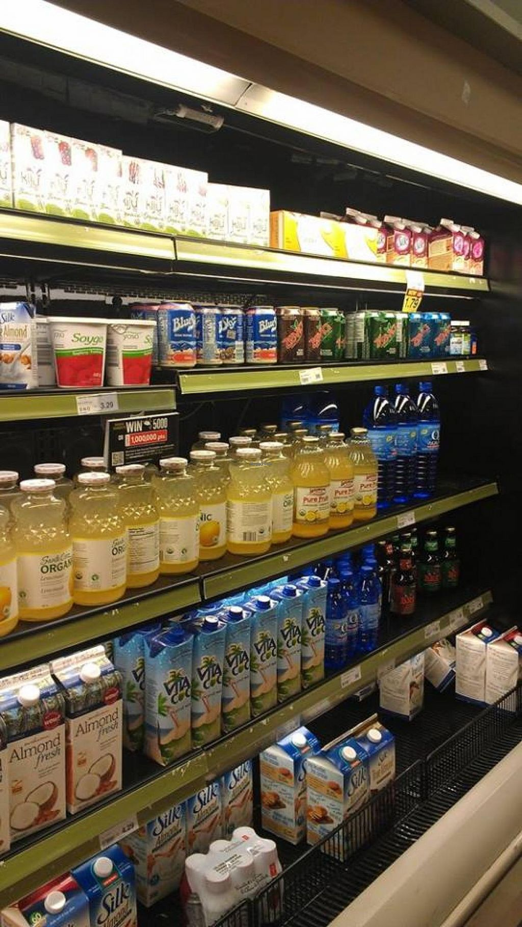 "Photo of Atlantic Superstore  by <a href=""/members/profile/QuothTheRaven"">QuothTheRaven</a> <br/>Juice and milk <br/> April 4, 2014  - <a href='/contact/abuse/image/39405/67055'>Report</a>"