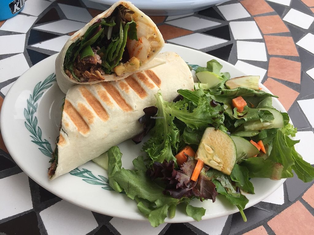 """Photo of CLOSED: Eat to Total Health  by <a href=""""/members/profile/KeithTharp"""">KeithTharp</a> <br/>Wrap #4 <br/> August 15, 2017  - <a href='/contact/abuse/image/39407/293043'>Report</a>"""