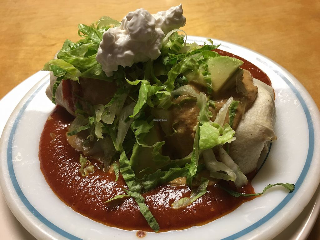 "Photo of Sealevel City Gourmet  by <a href=""/members/profile/TraciH"">TraciH</a> <br/>Vegan Mole Burrito <br/> November 13, 2017  - <a href='/contact/abuse/image/39411/325308'>Report</a>"