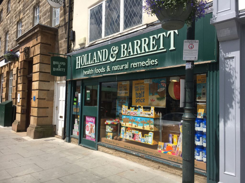"""Photo of Holland and Barrett  by <a href=""""/members/profile/hack_man"""">hack_man</a> <br/>Outside  <br/> June 26, 2016  - <a href='/contact/abuse/image/39460/156190'>Report</a>"""