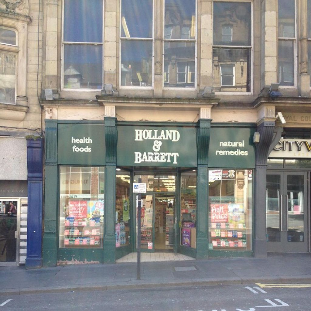 """Photo of Holland and Barrett  by <a href=""""/members/profile/hack_man"""">hack_man</a> <br/>Outside  <br/> May 30, 2015  - <a href='/contact/abuse/image/39483/104127'>Report</a>"""