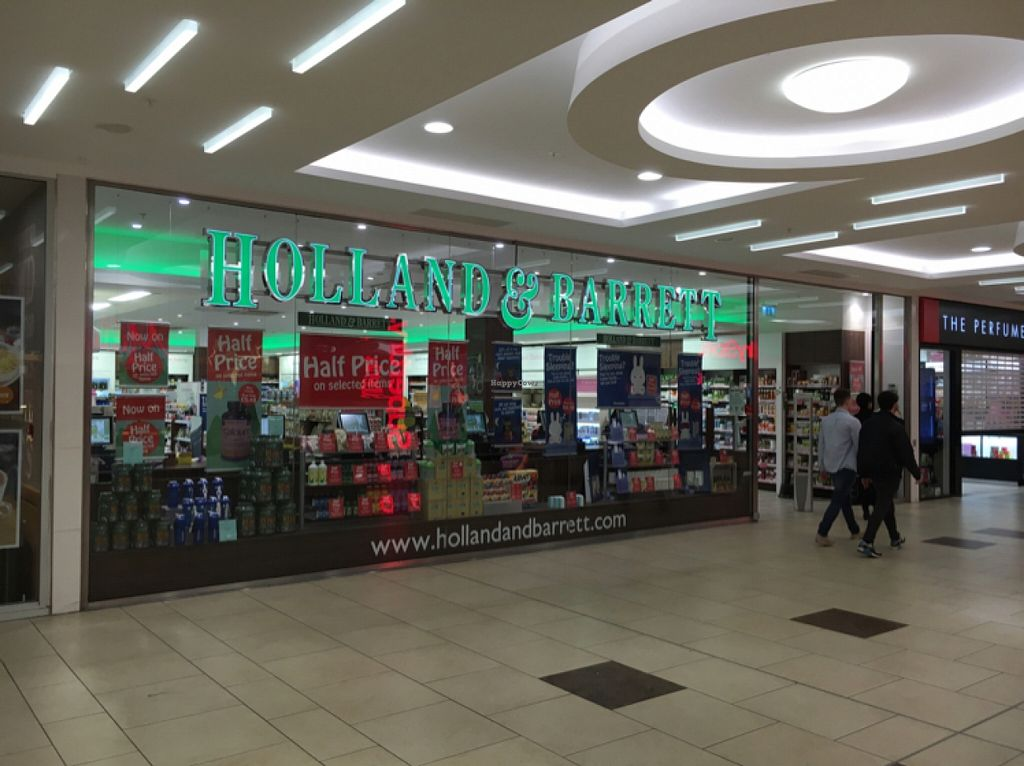 """Photo of Holland and Barrett - Eldon Square  by <a href=""""/members/profile/hack_man"""">hack_man</a> <br/>outside  <br/> February 13, 2016  - <a href='/contact/abuse/image/39484/136111'>Report</a>"""
