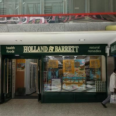 """Photo of Holland & Barrett - Merrion Shopping Centre  by <a href=""""/members/profile/Meaks"""">Meaks</a> <br/>Holland and Barrett <br/> September 2, 2016  - <a href='/contact/abuse/image/39487/173148'>Report</a>"""