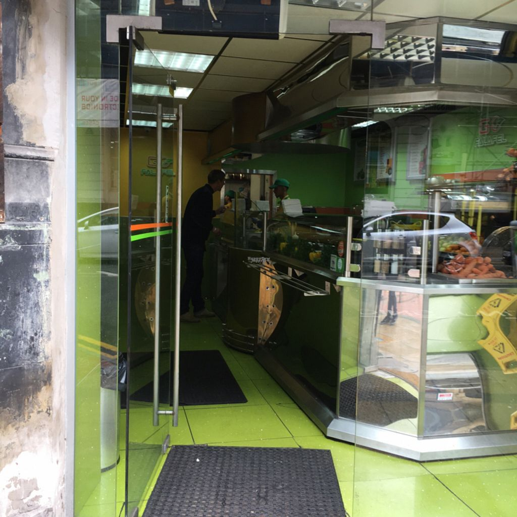 """Photo of Go Falafel - Piccadilly Gardens  by <a href=""""/members/profile/hack_man"""">hack_man</a> <br/>looking in  <br/> August 20, 2016  - <a href='/contact/abuse/image/39503/170216'>Report</a>"""