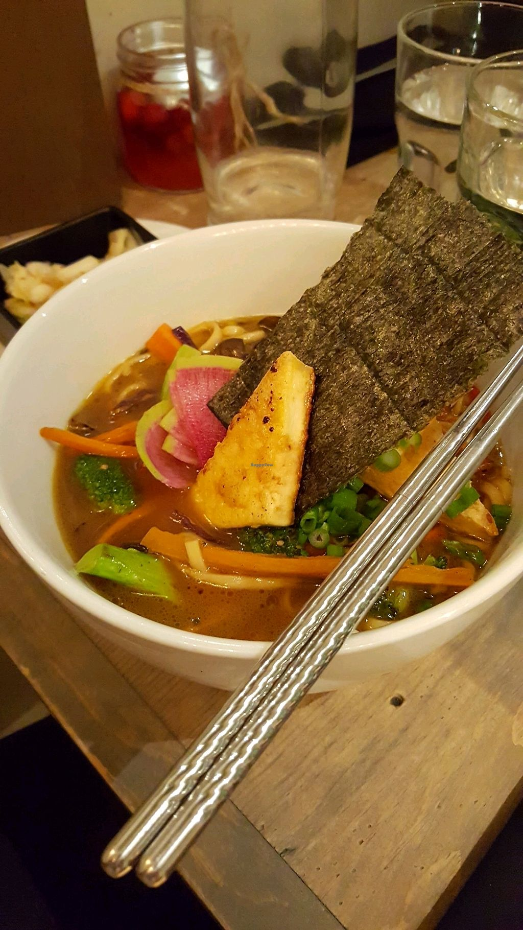 "Photo of enVie A Vegan Kitchen  by <a href=""/members/profile/Brit87"">Brit87</a> <br/>ramen <br/> January 29, 2018  - <a href='/contact/abuse/image/39515/352175'>Report</a>"