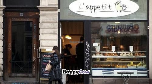 "Photo of L'appetit  by <a href=""/members/profile/Ladan"">Ladan</a> <br/>Outside of Cafe <br/> July 30, 2013  - <a href='/contact/abuse/image/39523/52425'>Report</a>"