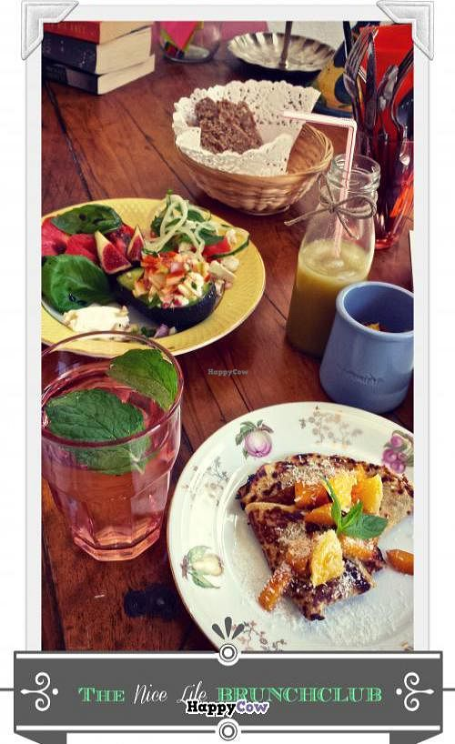 """Photo of CLOSED: Nice Life International Cafe  by <a href=""""/members/profile/Nice%20Life"""">Nice Life</a> <br/>Nice Life Weekend BrunchClub  <br/> September 17, 2013  - <a href='/contact/abuse/image/39531/55071'>Report</a>"""