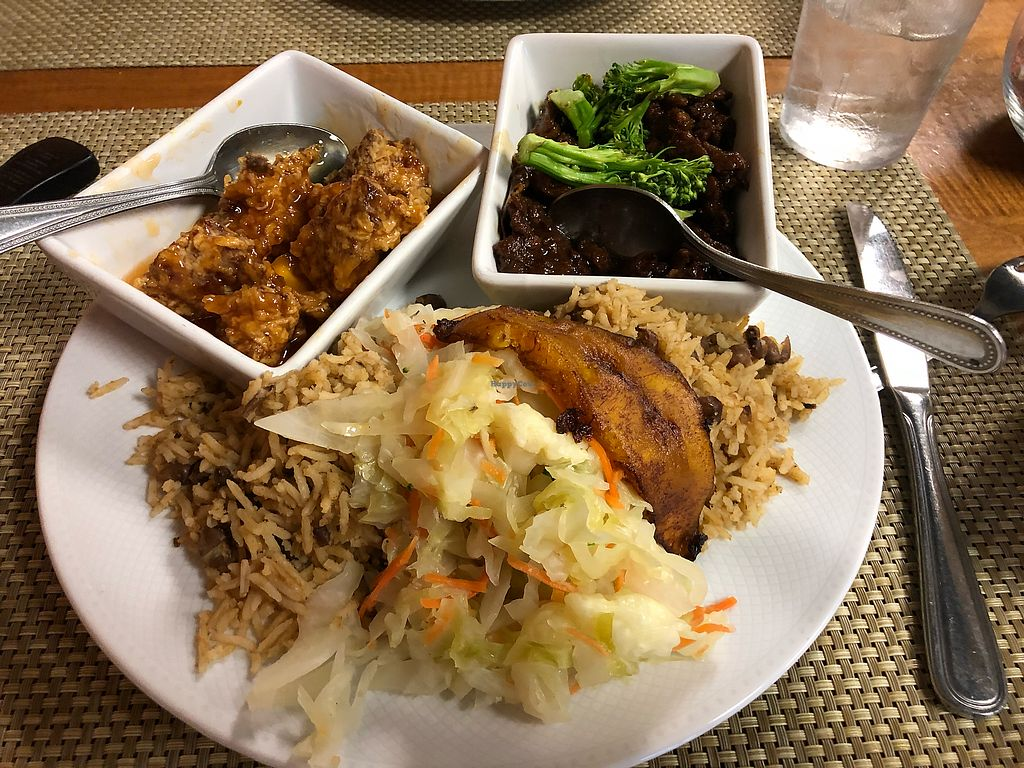 """Photo of Mangos Caribbean Restaurant  by <a href=""""/members/profile/carnold"""">carnold</a> <br/>Yum! <br/> April 24, 2018  - <a href='/contact/abuse/image/39542/390700'>Report</a>"""