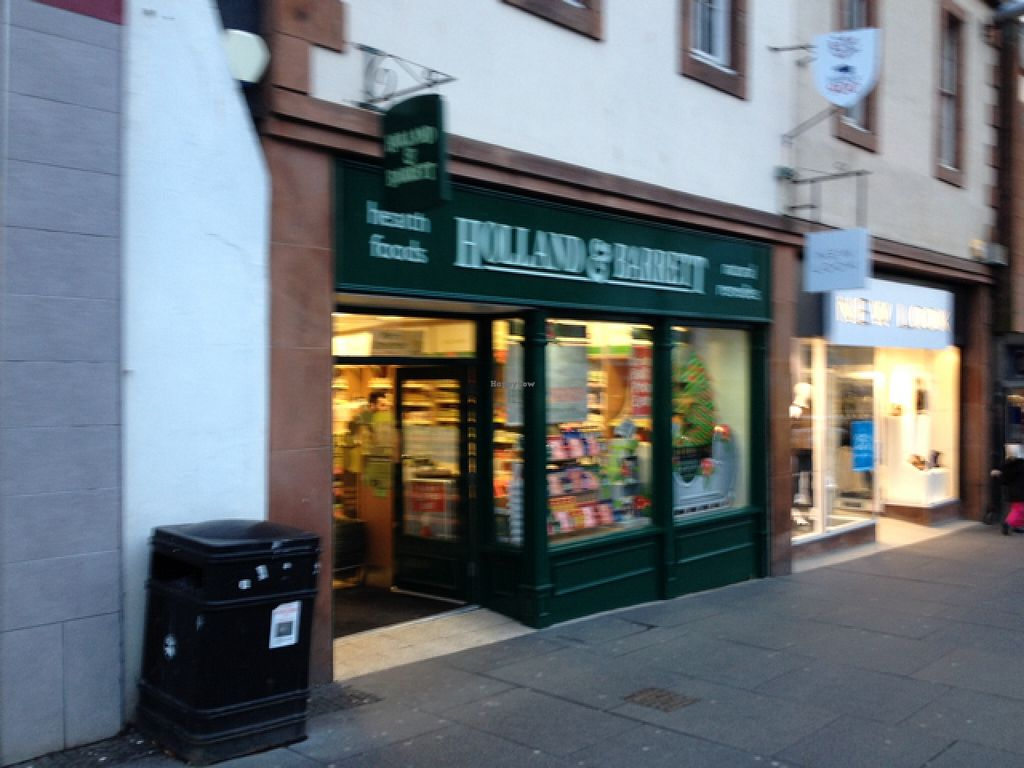 """Photo of Holland and Barrett  by <a href=""""/members/profile/hack_man"""">hack_man</a> <br/>Outside <br/> November 13, 2015  - <a href='/contact/abuse/image/39545/124867'>Report</a>"""